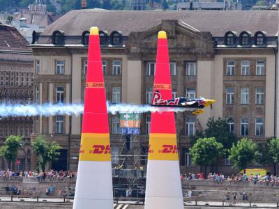 Red Bull Air Race - Budapest 2017